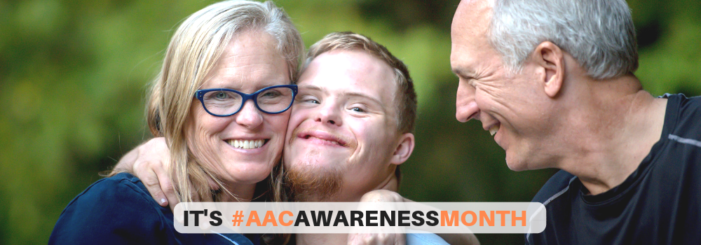 October is AAC Awareness Month!