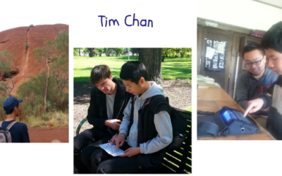 My Experience With AAC – Tim Chan (2012)